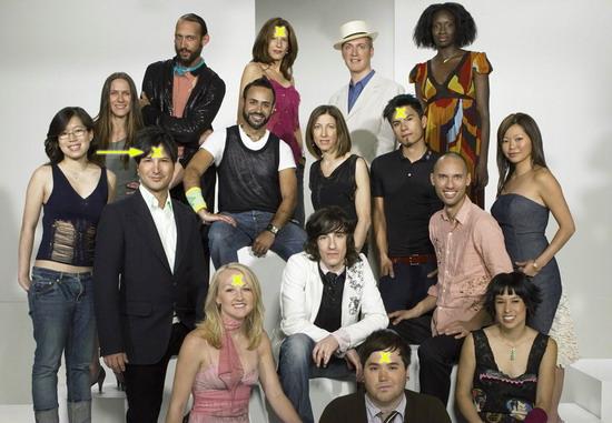 组图:第2季《伸展台计划》淘汰本季第五位选手