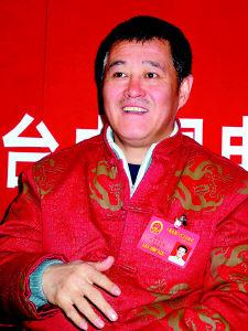 赵本山亮相《马大帅2》发布会5年后可能拍电影