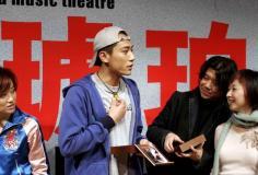 组图:《琥珀》北京将首演孟京辉大赞刘烨袁泉