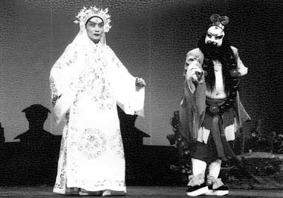 (记者唐雪薇)5月22日,北京京剧院将赴日本,在东京连演16场由叶金援图片