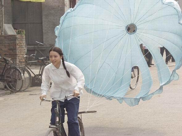 香港电影节《孔雀》选为开幕影片再展屏(附图)
