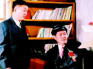 《马大帅2》荧屏热播秘书王平不敢看自己表演