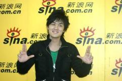 歌手吴克群作客新浪嘉宾聊天室聊新专辑(3)