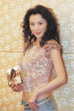 萧蔷:林志玲是我的替补不是谁都能当花瓶(图)