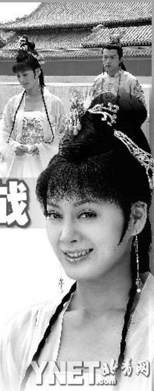 宁静邓超主演《明末风云》引燃收视大战(图)