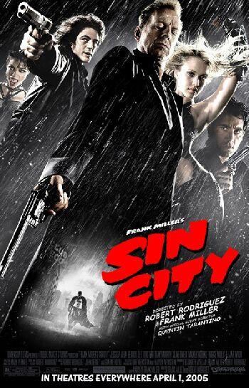 《罪恶之城》洛杉矶首映威利斯伸张正义(图)