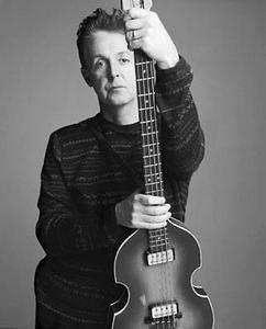 披头士乐队成员保罗-麦卡特尼秋天北美巡唱(图)
