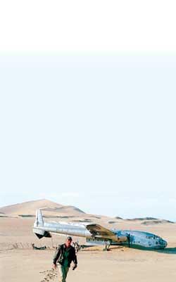 40年后重拍的经典《凤凰劫》:沙漠里的生死抉择