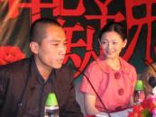 组图:《疑神疑鬼》北京首映大S刘烨携手亮相