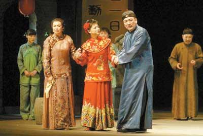 五场《立秋》完全商演二度进京再次引起轰动