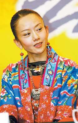 杨丽萍:跳舞是生命需要云南映象会到国外巡演