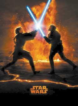 《星战前传3:西斯的反击》20日零点成都上映