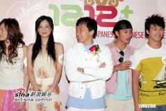 组图:成龙郑希怡碰面反应不一谢霆锋拒谈王菲