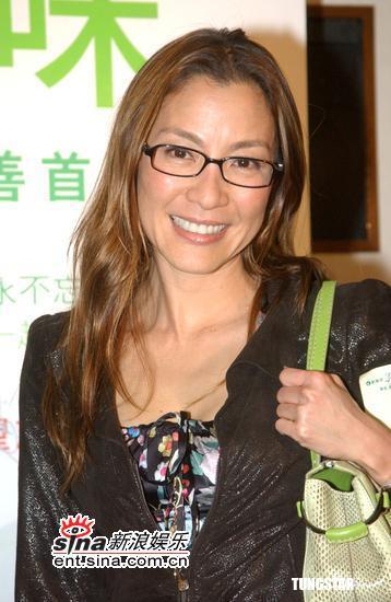 杨紫琼要做靓汤前妻《碟中谍3》上海取景(图)