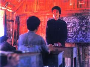 演员谢园专访:我们的心灵之窗已经焊死(组图)