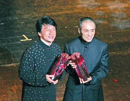 """上海国际电影节开幕""""金爵奖""""竞争激烈(图)"""
