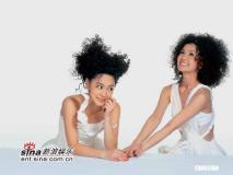 组图:Twins大跳森巴舞爆炸装造型拍摄宣传照