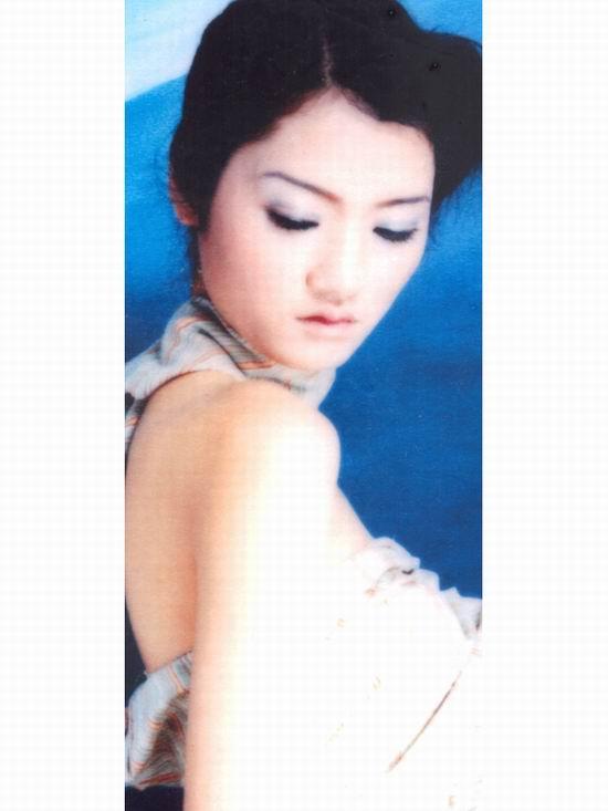 资料图片:2005年度星姐选举参赛选手-唐媛媛