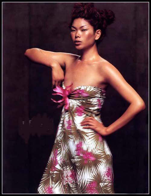 八卦江湖西方人眼中的中国十大美女 娱乐八