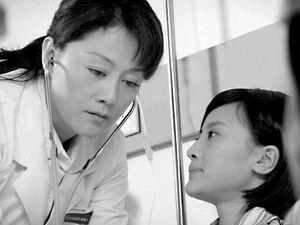 《下一站是幸福》正在拍摄王姬第五次演医生