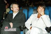 组图:《七剑》台北首映黎明着警服亮相现场
