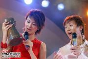 组图:梁咏琪南宁歌友会宣传新专辑《顺时针》