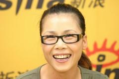 21东方旗下歌手田震新浪聊全新大碟(组图)