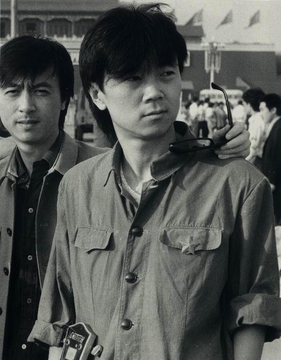 资料图片:崔健精彩瞬间(13)