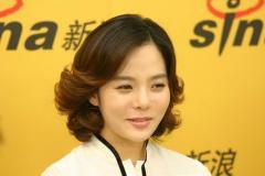 韩国影星蔡琳和施艳飞作客新浪聊《雪域迷城》