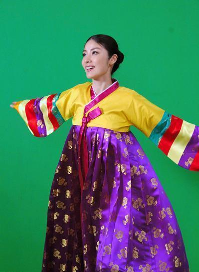 《大长今》让陈慧琳着迷看后感动得想嫁人