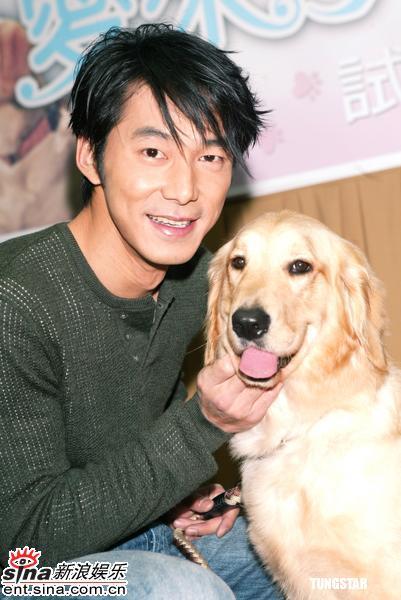 资料图片:戏剧类最佳男主角候选人-李李仁