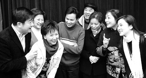 )著名越剧演员赵志刚、方亚芬,著名话剧演员冯淳超下周将在纪念