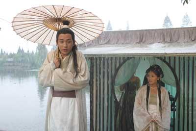 新版《白蛇传》五一央视开播白娘子许仙有了第三者
