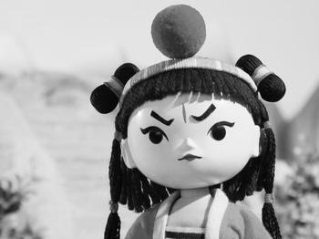 满载着童年回忆的木偶片《西岳奇童》终于有了完整版.-西岳奇童 足