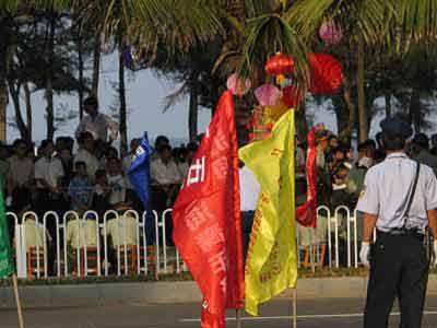 资料图片:海南岛欢乐节(13)