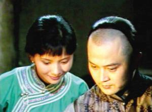 """""""小白菜""""陷入爱情纠葛"""