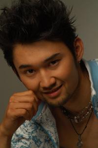 2006年度影视星锐榜选手--艾力江