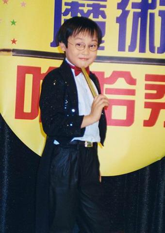 2006年度影视星锐榜选手--陈睿羲