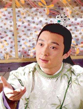 2006年度影视星锐榜选手--田重