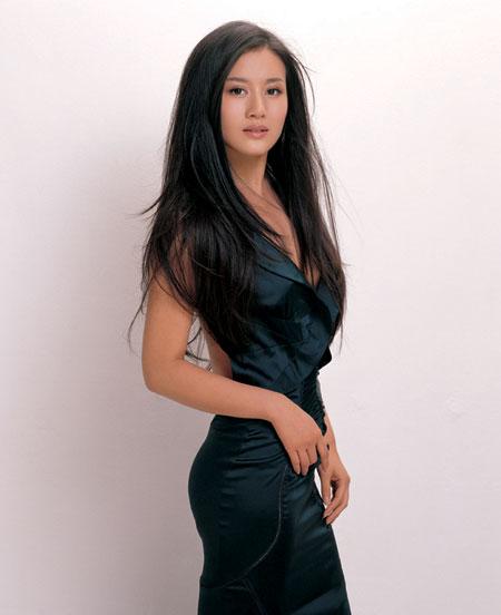 2006年度影视星锐榜选手--杨紫婷