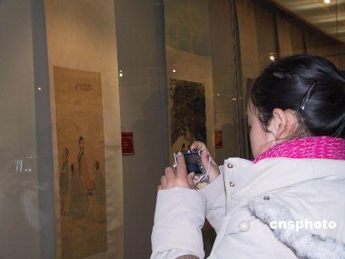 一代艺术宗师傅抱石一批遗作入藏南京博物院(图)