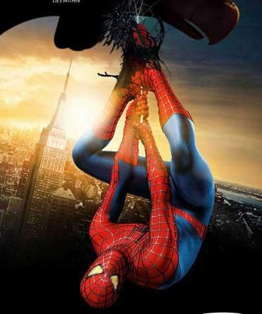 蜘蛛侠3 领跑 5电影纵横五一长假