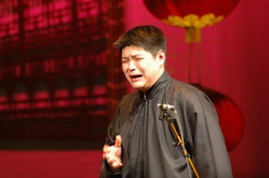 图文:2006《德云社》新年相声晚会(5)