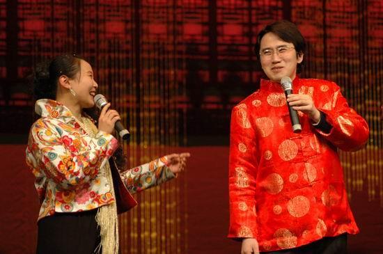 图文:2006《德云社》新年相声晚会(17)