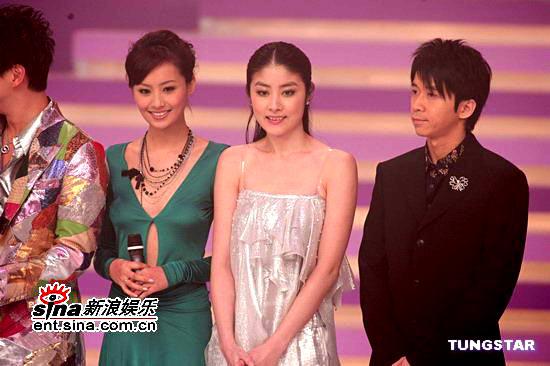 tvb颁奖礼2011_图文:tvb8颁奖礼完美谢幕 光良陈慧琳上台