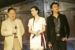 组图:《情癫大圣》北京首映谢霆锋等出席庆典