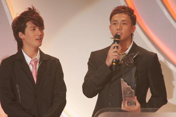 组图:TVB十大劲歌金曲颁奖礼