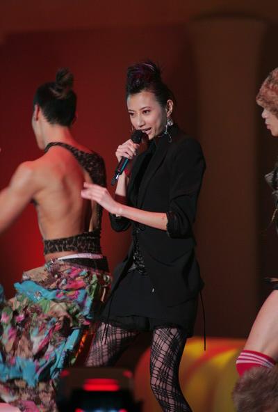 组图:劲歌金曲颁奖礼
