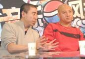 视频-零点乐队作客新浪聊百事音乐风云榜(组图)