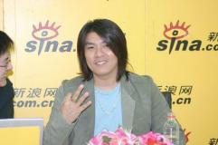 歌手阿杜作客新浪聊北京演唱会实录(附视频)
